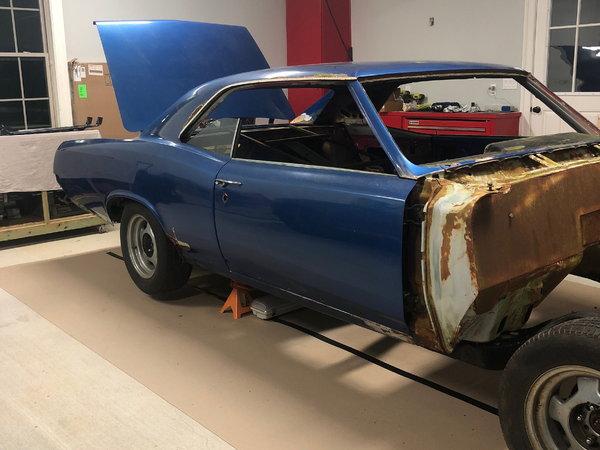 1967 Pontiac GTO  for Sale $7,500