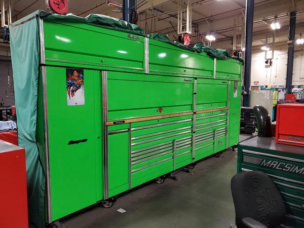 Snapon Mr. Big Tool Box  for Sale $25,000