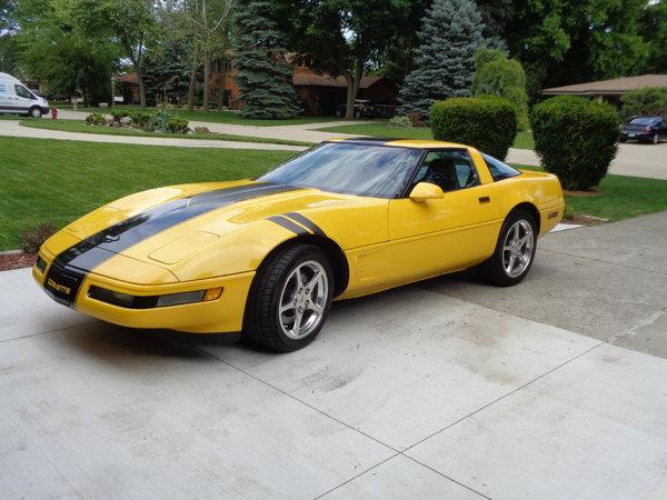 95 corvette