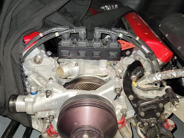 2021 ROAD RACE NASCAR CUP CAR
