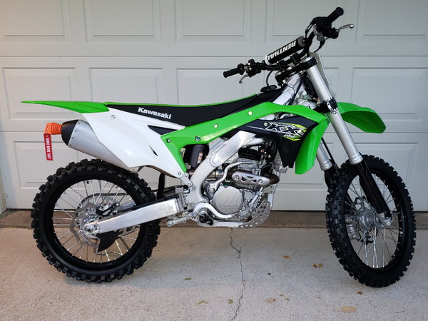2018 kx250f  for Sale $5,850
