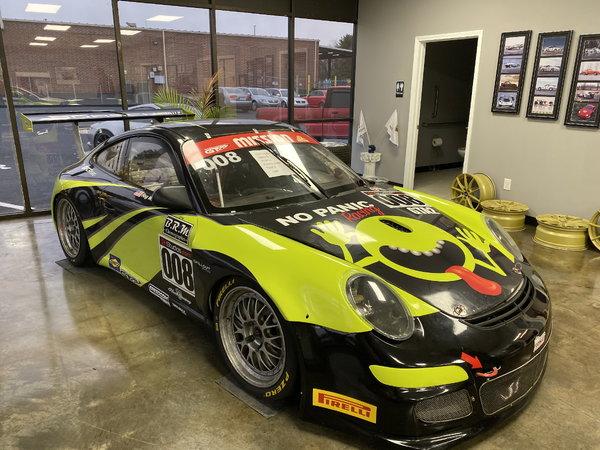 2009 Porsche GT3 CUP 4.0 liter  for Sale $91,500
