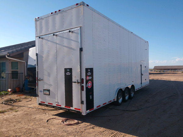 30' Haulmark Tag Stacker  for Sale $21,900