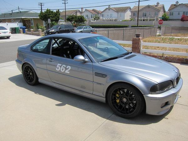 2005 E46 M3 Track Car/Club Racer  for Sale $25,000