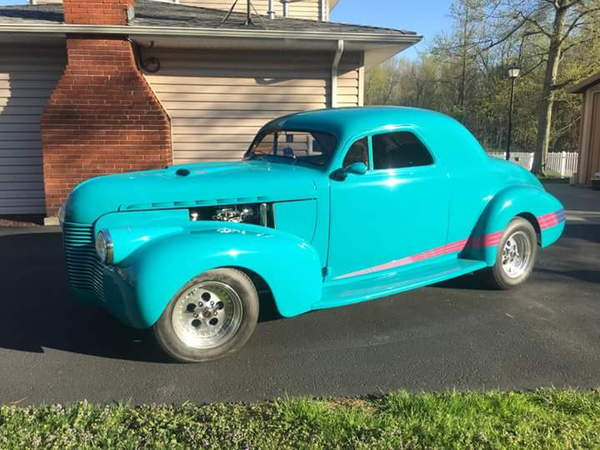 1940 Chevrolet Special Deluxe  for Sale $35,000