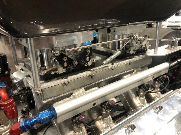 "280"" Carbon Body Spitzer Dragster EFI Rehr 565  for Sale $55,000"
