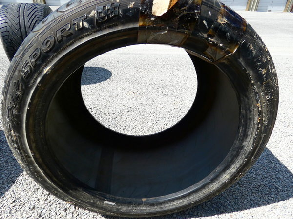 Michelin Pilot Sport II 335/30 ZR18 Radial X Tires  for Sale $1,500