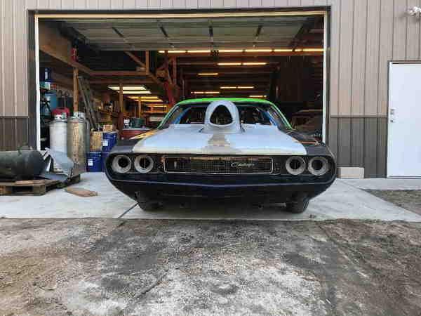1970 Dodge Challenger Tube Frame  for Sale $9,000