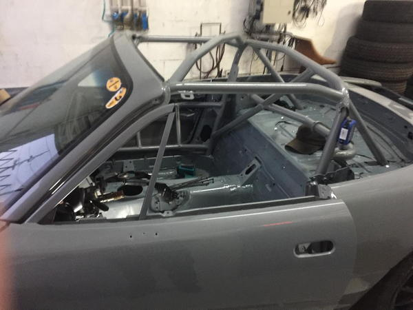 STU 91 MIATA RACECAR  for Sale $21,700