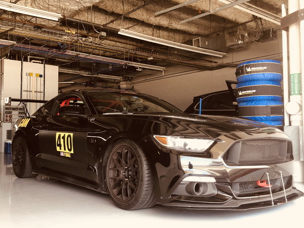 MUSTANG GT 2015 SCCA T2 READY