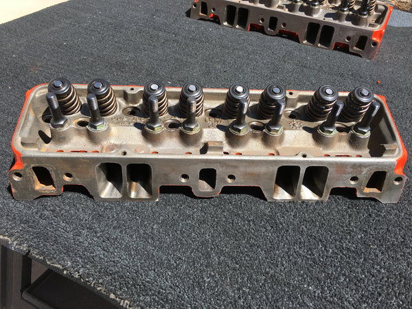 """Chevy 302 """"DZ"""" Z/28 engine - authentic  for Sale $12,500"""