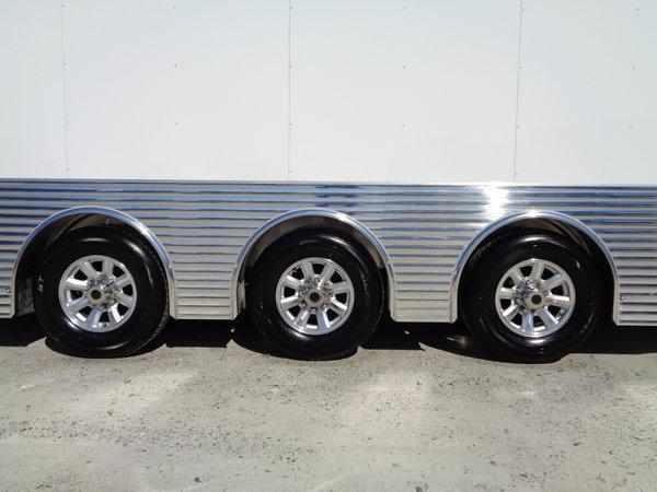 Aluminum 48' Car Hauler