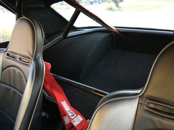 1967 Nova Big Tire Tube Chassis Car  for Sale $35,000