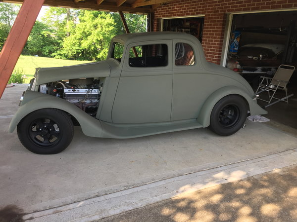 1933 Willys Model 77  for Sale $19,500
