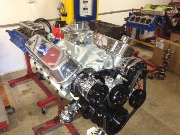 454 Chevy Engine For Sale  for Sale $12,000