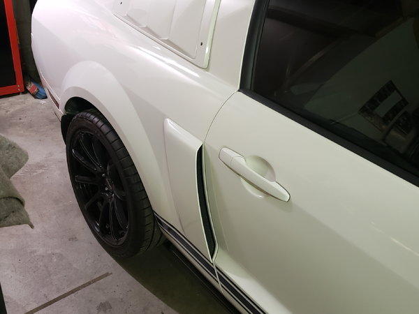 2007 Ford Mustang Shelby GT500  for Sale $25,000