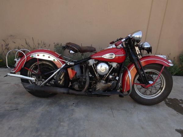 1942 Harley davidson  for Sale $17,000