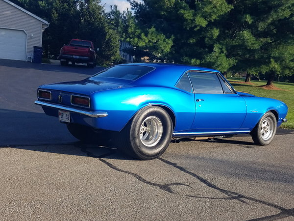 1967 CAMARO R/S  for Sale $35,000