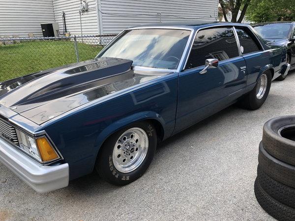 1981 Pro Street Malibu  for Sale $16,000