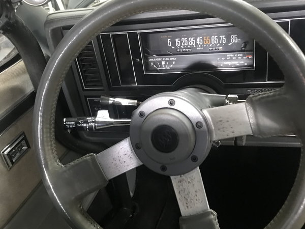 1986 Buick Regal  for Sale $29,500