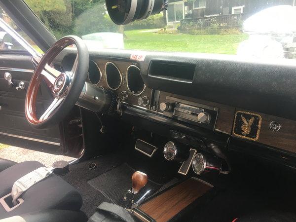 1968 Pontiac Lemans GTO Clone  for Sale $50,000