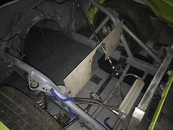 1994 Beretta GTZ tube chassis  for Sale $14,500
