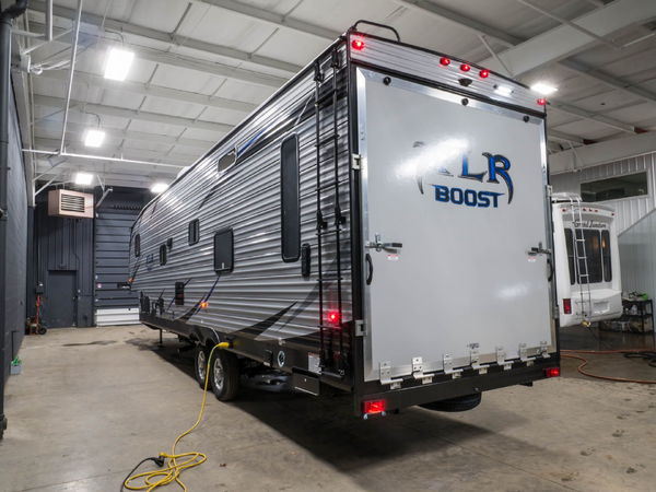 New 2018 Forest River Xlr Boost 36dsx13 5th Wheel Toy