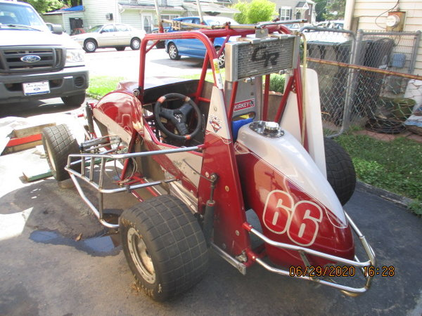 2016 RTS Microsprint  for Sale $6,500
