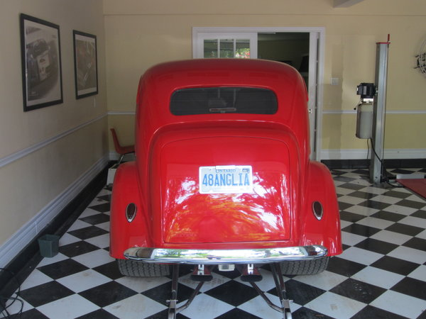 !948 Ford Anglia  for Sale $50,000