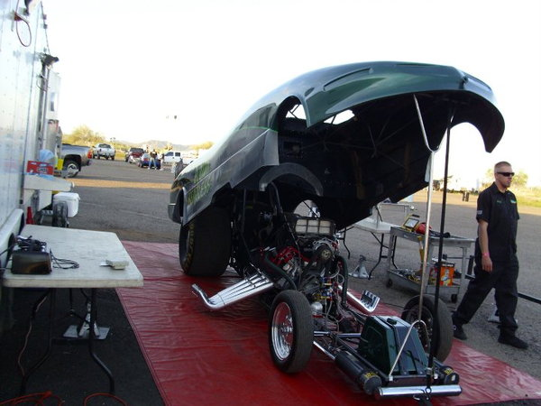 Funny Car For Sale   for Sale $44,500