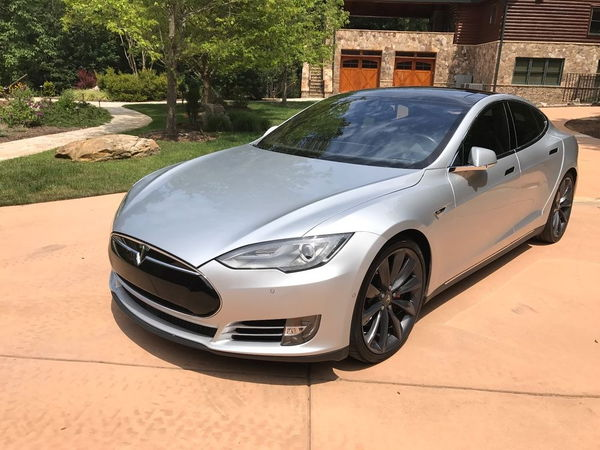 2014 Tesla S  for Sale $43,600