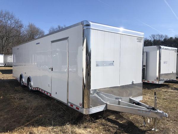 2019 Bravo 32' Aluminum Tag Trailer  for Sale $26,999