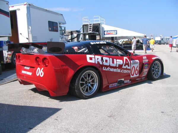 World Challenge GT Corvette / SCCA GT2 / Trans-Am TA 3 / NAS