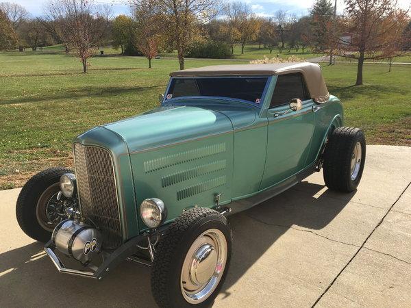 1932 Ford cabriolet/roadster  for Sale $29,000