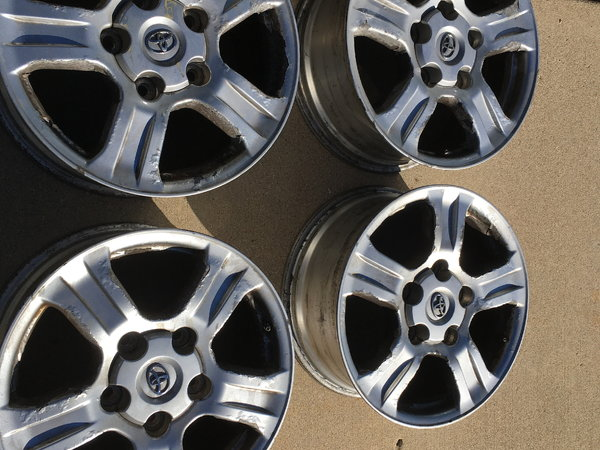 Tundra rims  for Sale $75