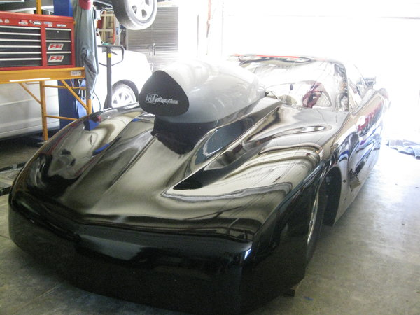 2004 CORVETTE top sportsman/promod/ grudge  for Sale $70,000