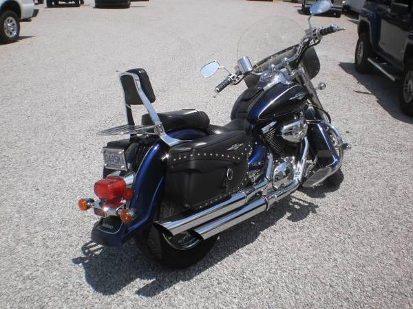 2005 Suzuki C50 Boulevard  for Sale $4,950