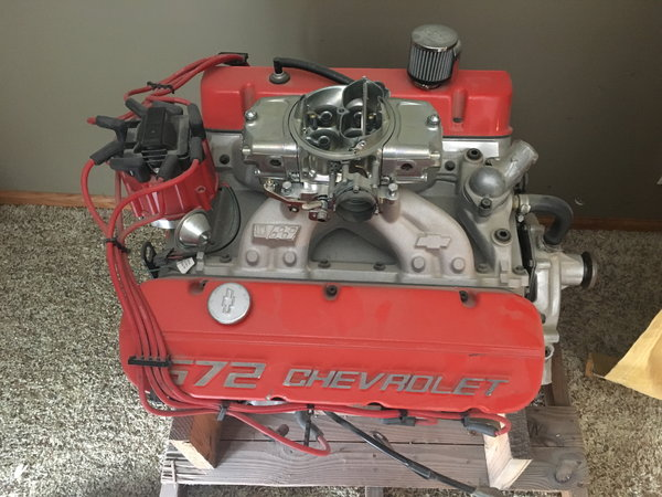 572 Gm Crate Engine For Sale In Lincoln Ne Price 11 500