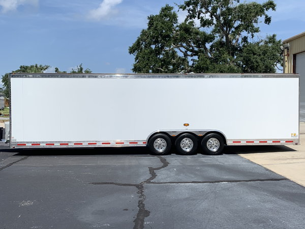 2009 T&E 32' triple axle tag  for Sale $69,900