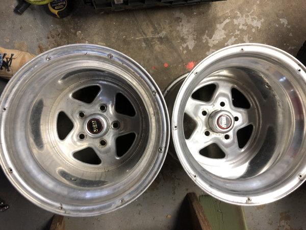 Weld pro stars 2 wheels  for Sale $300