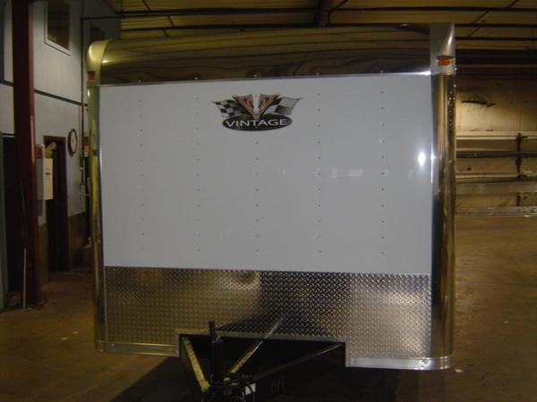 Vintage 28' Race Trailer - Sportsman Edition (A/C Ready)