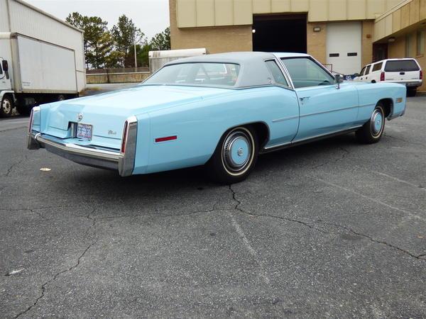 1978 Cadillac Eldorado  for Sale $10,995