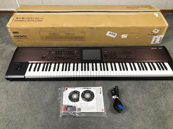Korg KRONOS 88 Keys Professional Workstation  for Sale $2,900
