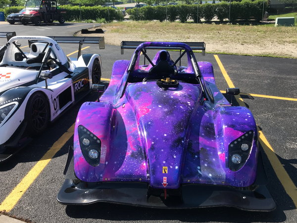 2018 Radical SR3 RSX Center Seat  for Sale $80,000