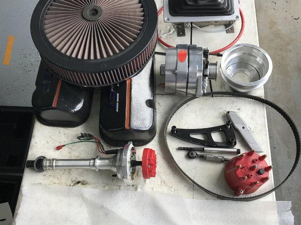 BBC Parts  for Sale $400