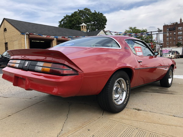 1980 Chevy Camaro