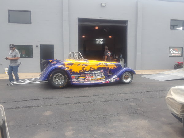 33 Jerry Haas Ford Street Roadster   for Sale $20,000