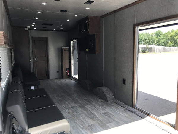 NEW PRICE! 2019 SUNDOWNER TRAILERS A3586OM TOY HAULER 37FT  for Sale $63,700