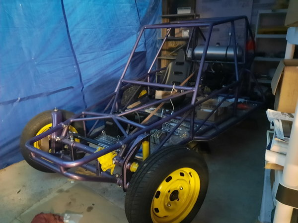 VW Sandrail Dune-Buggy-Moving Must Sell!!!  for Sale $7,950