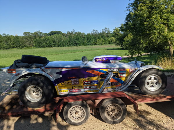1927 altered T roadster  for Sale $8,000